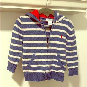 Ralph Lauren zipper sweater
